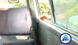 Feuding students damage Route 5F bus