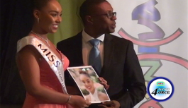 Miss SLTB takes a courtesy call