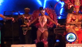 Carnival Launch 2015 surprises patrons