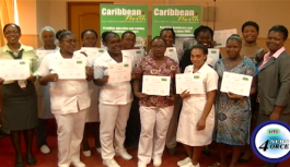 Caribbean North supports St.Jude